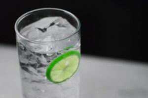 imagen vaso de chilcano de pisco
