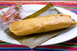 tamales peruanos imagen