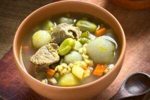 sopa chairo peruano imagen
