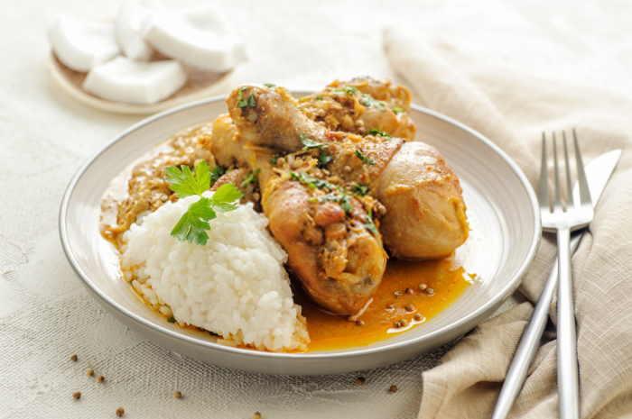 sudado de pollo peruano imagen