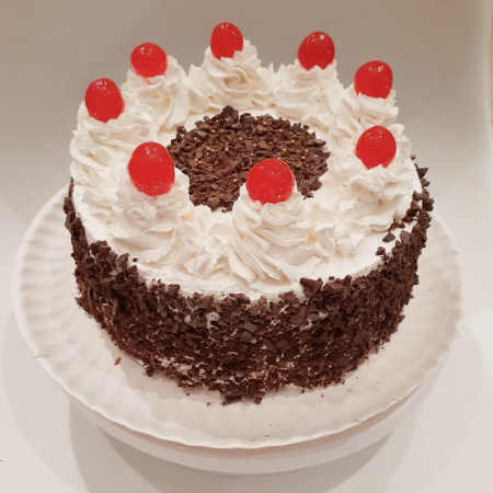 torta selva negra imagen